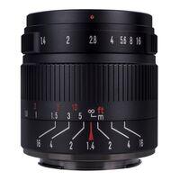 Für weitere Info hier klicken. Artikel: 7Artisans 55mm f/1,4 II Canon EF-M