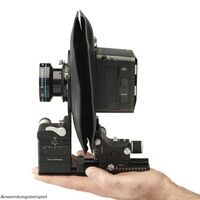 Für weitere Info hier klicken. Artikel: Cambo ACTUS-DB2-camerabody BLACK for Digital Back