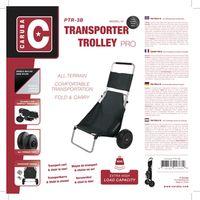 Für weitere Info hier klicken. Artikel: Caruba Pro Trolley III Schwarz schwarz