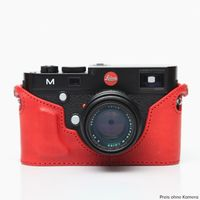 Für weitere Info hier klicken. Artikel: Ciesta Leica M Kamerahülle rot