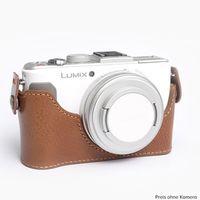 Für weitere Info hier klicken. Artikel: Ciesta Panasonic Lumix LX7 Kamerahülle braun