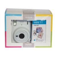 Für weitere Info hier klicken. Artikel: Fujifilm Instax mini 11 Fun Set Icewhite