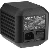 Für weitere Info hier klicken. Artikel: Godox AC 400 Power Adapter