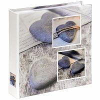 Für weitere Info hier klicken. Artikel: Hama Memo-Album Catania, für 200 Fotos im Format 10x15 cm