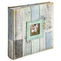 Für weitere Info hier klicken. Artikel: Hama Memo-Album Cottage, für 200 Fotos im Format 10x15 cm, blau