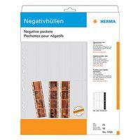 Für weitere Info hier klicken. Artikel: Herma Negativhüllen klar für 10x4 Kleinbild-Negative, 25+1 Blatt