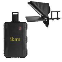 Für weitere Info hier klicken. Artikel: Ikan 15 Zoll High Bright Beam Splitter Teleprompter with Hard Case Travel Kit