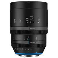 Für weitere Info hier klicken. Artikel: Irix Cine Lens 150mm Macro 1:1 t/3.0 Canon EF