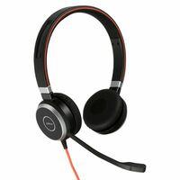 Für weitere Info hier klicken. Artikel: Jabra Evolve 40 UC Stereo Headset On-Ear