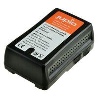 Für weitere Info hier klicken. Artikel: Jupio Akku Compatible Cam V-Mount battery LED Indicator 14.4v 13200mAh