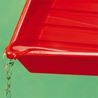 Für weitere Info hier klicken. Artikel: Kaiser Laborschale 30x40 cm rot