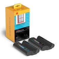 Für weitere Info hier klicken. Artikel: Kodak PHC-80 (4x6) 100x148mm 2 Print-Kartuschen + 80 Blatt Fotopapier