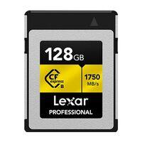 Für weitere Info hier klicken. Artikel: Lexar Professional, CFexpress, Type-B, 1750MB/s 128 GB