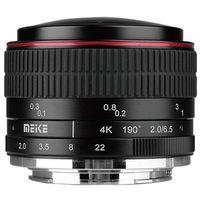 Für weitere Info hier klicken. Artikel: Meike 6,5mm f/2,0 Canon EF-M