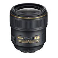 Für weitere Info hier klicken. Artikel: Nikon AF-S Nikkor 35mm f/1,4 G Nikon FX