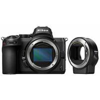 Für weitere Info hier klicken. Artikel: Nikon Z5 + FTZ Objektivadapter Nikon Z