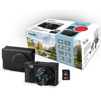 Für weitere Info hier klicken. Artikel: Panasonic DC-TZ96 Special Edition +PH 32GB SD Karte+Tasche schwarz