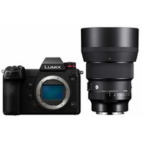 Für weitere Info hier klicken. Artikel: Panasonic Lumix DC-S1 Gehäuse + Sigma AF 85mm f/1,4 DG DN ART