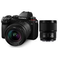 Für weitere Info hier klicken. Artikel: Panasonic Lumix DC-S5 + Lumix S 20-60mm f/3.5-5.6 + Lumix S 85mm f/1,8