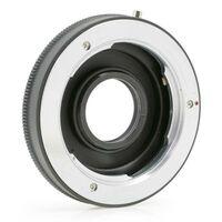 Für weitere Info hier klicken. Artikel: Quenox Adapter für Minolta-SR-Objektiv an Nikon-F-Kamera - mit Korrekturlinse