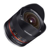 Für weitere Info hier klicken. Artikel: Samyang Fisheye 8mm f/2,8 II UMC Canon EF-M schwarz