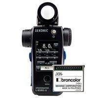 Für weitere Info hier klicken. Artikel: Sekonic L-858D + RT-BR Broncolor