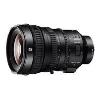 Für weitere Info hier klicken. Artikel: Sony SEL 18-110mm T/4,0 G PZ Sony E-Mount