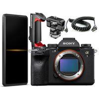 Für weitere Info hier klicken. Artikel: Sony Alpha 1 (ILCE-1) + Sony Xperia PRO + Zubehör Set