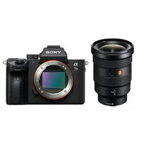 Für weitere Info hier klicken. Artikel: Sony Alpha 7 III (ILCE-7M3) Gehäuse + SEL 16-35mm f/2,8 GM