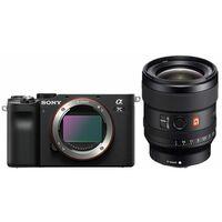 Für weitere Info hier klicken. Artikel: Sony Alpha 7C (ILCE-7C) Gehäuse + SEL 24mm f/1.4 GM schwarz