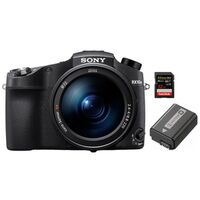 Für weitere Info hier klicken. Artikel: Sony Cybershot DSC-RX 10 IV + Akku NP-FW50 + 32GB Exteme Pro