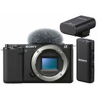 Für weitere Info hier klicken. Artikel: Sony Vlog-Kamera Alpha ZV-E10 + ECM-W2BT Bluetooth-Mikrofon
