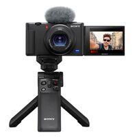 Für weitere Info hier klicken. Artikel: Sony Vlog-Kamera ZV-1 + Bluetooth-Griff