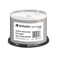 Für weitere Info hier klicken. Artikel: Verbatim DVD-R 16x Wide Printable 50x