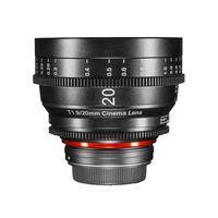 Für weitere Info hier klicken. Artikel: XEEN Cinema 20mm T/1,9 Vollformat Canon EF