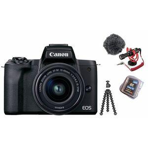 Für weitere Info hier klicken. Artikel: Canon EOS M50 Mark II Vlogger Kit