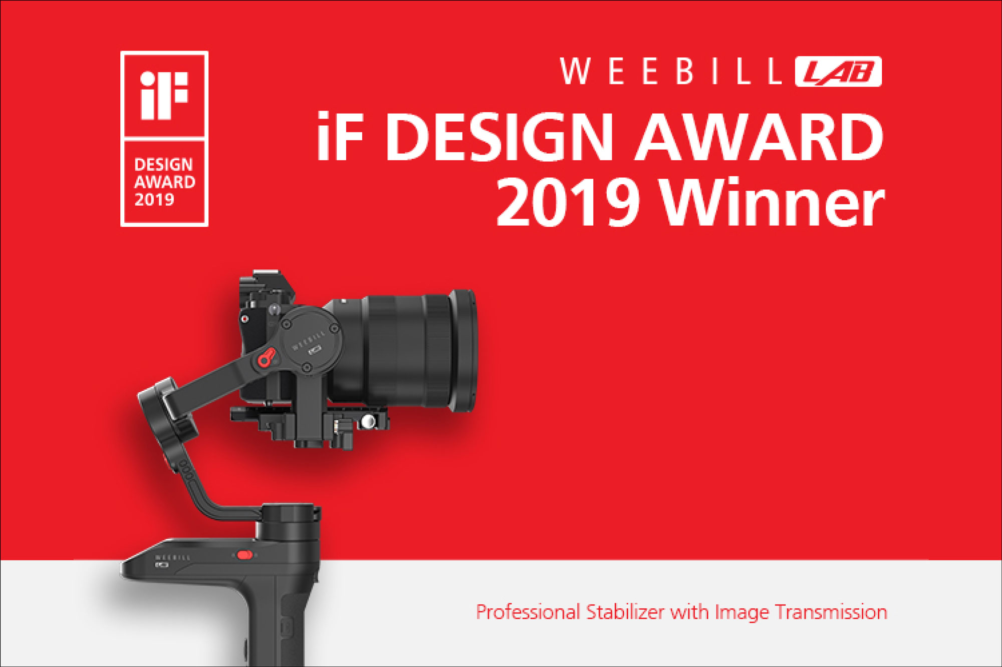 Zhiyun Markenstore - Design Award