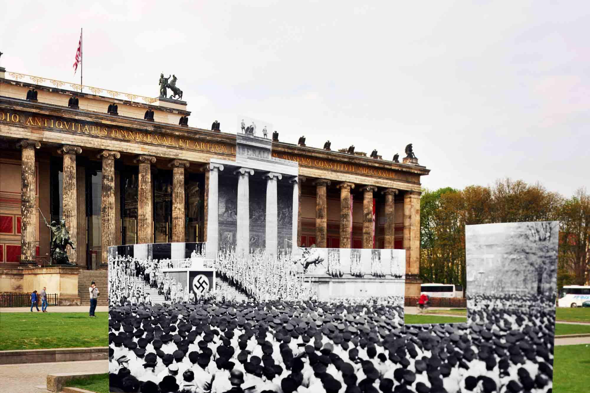 Caspar Sessler - Berlin Lustgarten