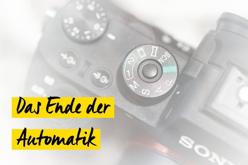 Was muss ich an meiner Kamera einstellen