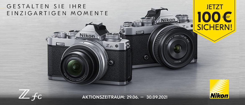 Nikon Zfc Aktion