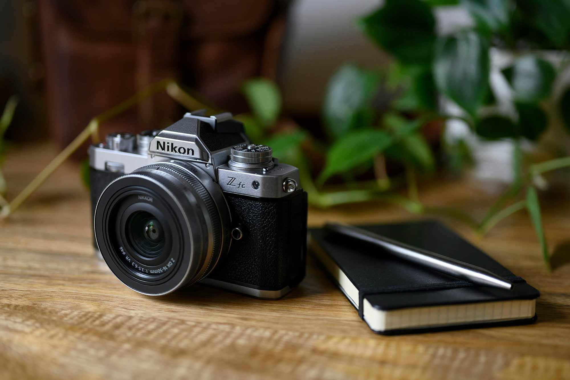 Nikon Z fc APS-C Kamera