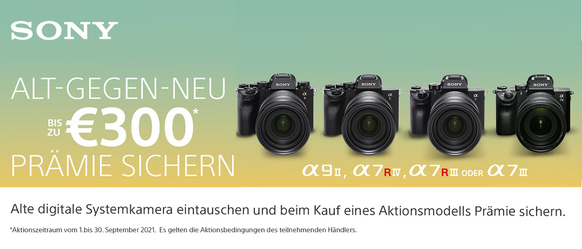 Sony Trade-In Aktion