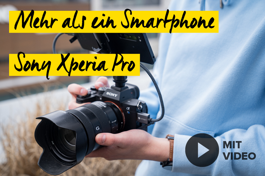 Sony Xperia Pro Smartphone