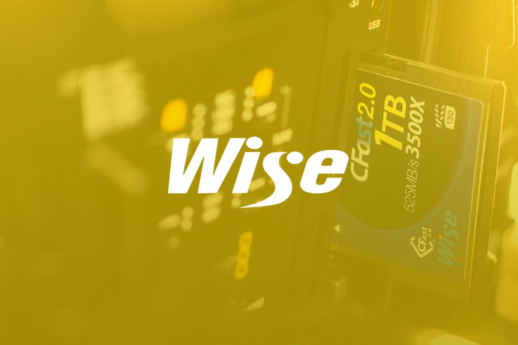 Wise Speichermedien - Neue Marke bei Foto Koch
